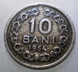 1.183 ROMANIA RPR 10 BANI 1954