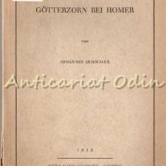 Gotterzorn Bei Homer - Johannes Irmscher