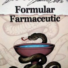 Carte Formular Farmaceutic 2019