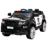 Cumpara ieftin Masinuta electrica Chipolino SUV Police Black