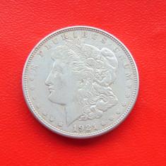 Moneda argint dolar 1921 D (cn46)