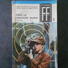 P. BOYER - A.B.C. - ul CINEASTULUI AMATOR partea 2 volumul 9