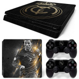 Skin / Sticker Real Madrid / Ronaldo Playstation 4 PS4 SLIM / PRO