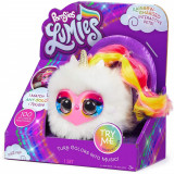 Jucarie de plus interactiva Pomsies Lumies, Pixie Pop
