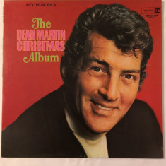 [Vinil] The Dean Martin Christmas Album - disc original