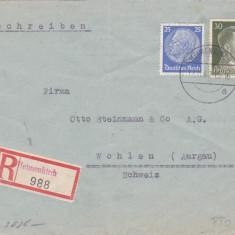 Germania Reich 1942 / Cenzura Militara - Oberkommando der Wehrmacht