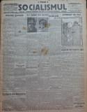 Ziarul Socialismul , Organul Partidului Socialist , nr. 14 / 1920 ,desen Tonitza