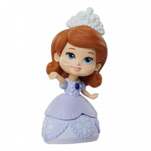 Figurina JAKKS Papusa mini 8 cm Sofia Intai Albastru
