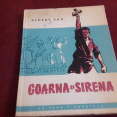 GEORGE DAN - GOARNA SI SIRENA