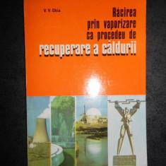 V. V. GHIA - RACIREA PRIN VAPORIZARE CA PROCEDEU DE RECUPERARE A CALDURII