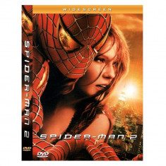 Spider-Man 2 DVD