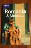 ROMANIA & MOLDOVA Ghid turistic LONELY PLANET (ediție de lux, ca nou!)