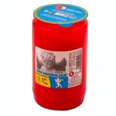 Rezerva candela rosie timp de ardere ~60h