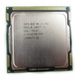 CPU INTEL CORE i5-750 QUAD CORE 2.66 GHZ, SOCKET 1156, CORE LYNNFIELD, GARANTIA!, 4