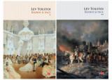 Set Război și pace (2 volume)