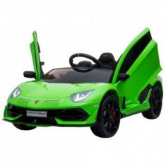 Masinuta electrica Copii Chipolino Lamborghini Aventador SVJ green