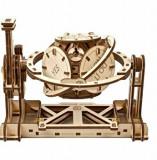 Puzzle Mecanic 3D - Generator aleatoriu STEM-lab