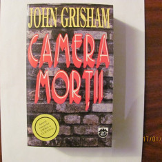 "John GRISHAM ""Camera Mortii"" / RAO / autor romane Juriul, Firma & Clientul"