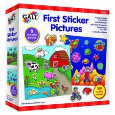 Primul meu set de stickere, Galt