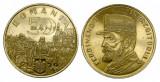 Romania, 50 bani 2019_comemorativa _Ferdinand I_aUNC * cod 65