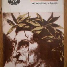 Dante Alighieri - Alexandru Balaci ,295475