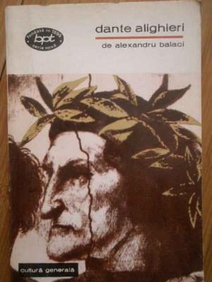 Dante Alighieri - Alexandru Balaci ,295475 foto