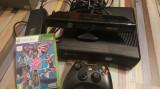 XBOX360 XBOX 360 HDMI model slim + KINECT SENSOR + 1 joc compatibil Sport 3D