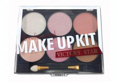 Trusa Fard Victory Star MakeUp Kit Rose foto