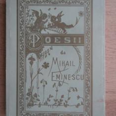 Cumpara ieftin Poesii de Mihail Eminescu - retiparirea primei editii din 1884