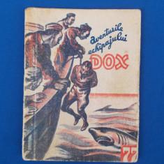 AVENTURILE ECHIPAJULUI DOX , NR. 77 , I.G. HERTZ , 1934