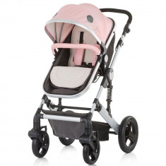 Carucior Chipolino Terra 3 in 1 rose pink