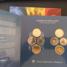 Set de monetarie Republica Moldova