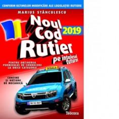 2019|Intrebari si teste, CATEGORIA B pentru obtinerea permisului de conducere