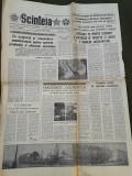 Ziarul Scanteia 29 ianuarie 1982