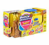Bunch O Baloons - Set party baloons 16 baloane aurii si pompa, Zuru