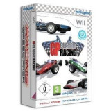 GP Classic Racing cu volan Wii