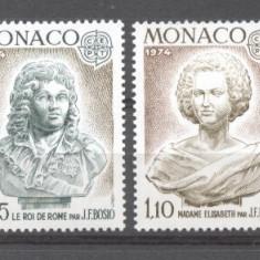 Monaco 1974 Europa CEPT, MNH AC.151