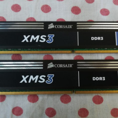Kit Dual Channel Memorie Ram Corsair XMS3 4 GB (2 X 4 GB) 1600Mhz.