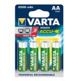 Acumulatori AA Varta 2500mAh, Tip AA (R6)