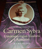 GABRIEL BADEA PAUN CARMEN SYLVA  1843-1916.