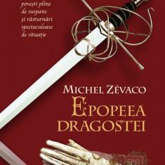 Cavalerii Pardaillan. Epopeea dragostei (vol. 3)
