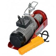 Troliu Electric cu Cablu/Macara 500 Kg - KD1525-Kraftprofesional.ro