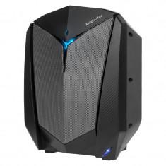 Boxa wireless cu microfon Kruger Matz, 20 W, USB, slot card SD, 2600 mAh, functie karaoke