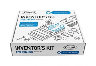Kitul inventatorului pentru Arduino foto