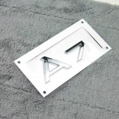 Emblema spate Audi A7