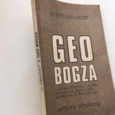 N. STEINHARDT, GEO BOGZA POET AL EFECTELOR EXALTARII GRANDIOSULUI SOLEMNITATII..