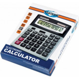 Calculator office 12 digits, dual power