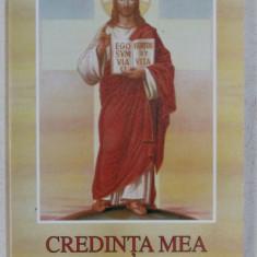 CREDINTA MEA , CATEHISM BIBLIC PENTRU TINERI SI ADULTI de M. COSTA si R. GIORDANO , 1996