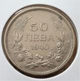Bulgaria 50 Leva - Boris III 1940