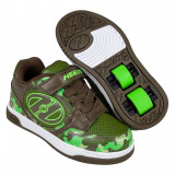 Heelys Plus X2 Dark Green/Camo